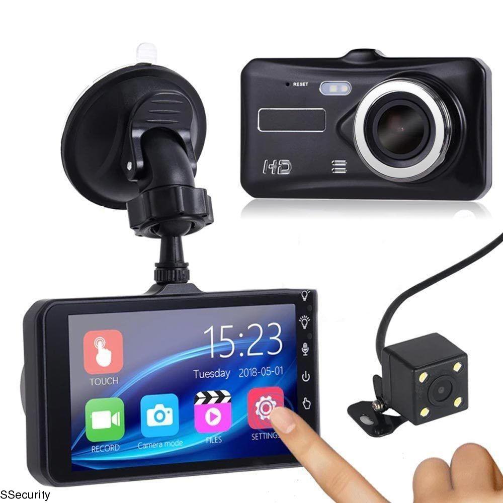 Վիդեոռեգիստրատոր Full HD 2 Camera Ausek 4J - 3