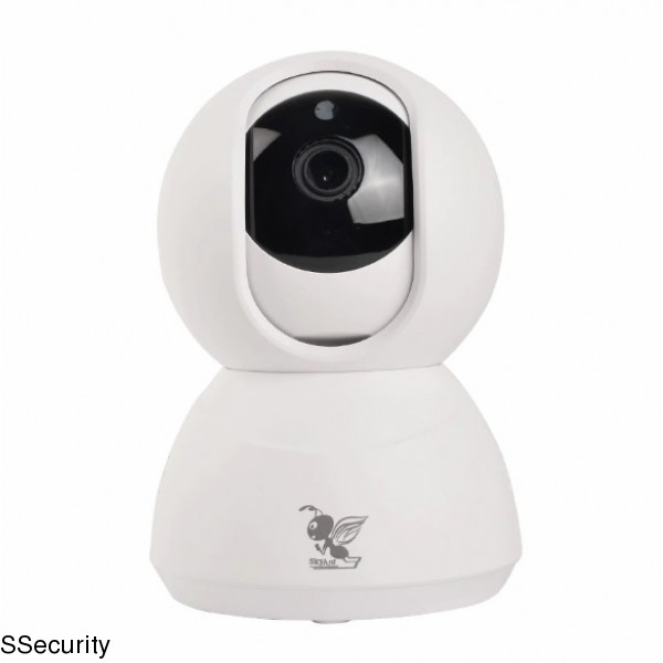 IP Տեսախցիկ 2MP WiFi-ով Շարժում Ֆիքսող 360 Պտտվող - 1