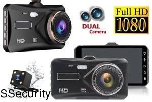 Վիդեոռեգիստրատոր Full HD 2 Camera Ausek 4J - 2