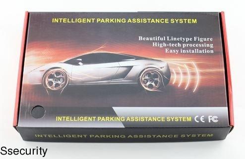 Պարկտրոնիկ համակարգ, 4 սենսոր Safe Electronic 3800 - 7