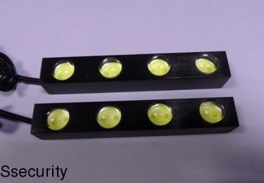 LED DRL Հալոգեններ - 2
