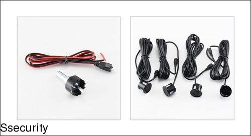 Պարկտրոնիկ համակարգ, 4 սենսոր Safe Electronic 3800 - 6