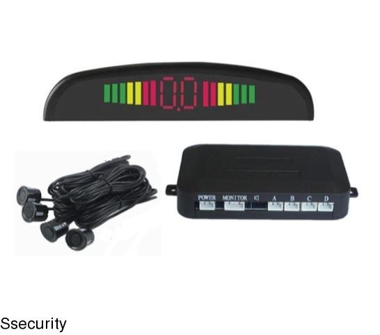 Պարկտրոնիկ համակարգ, 4 սենսոր Safe Electronic 3800 - 2