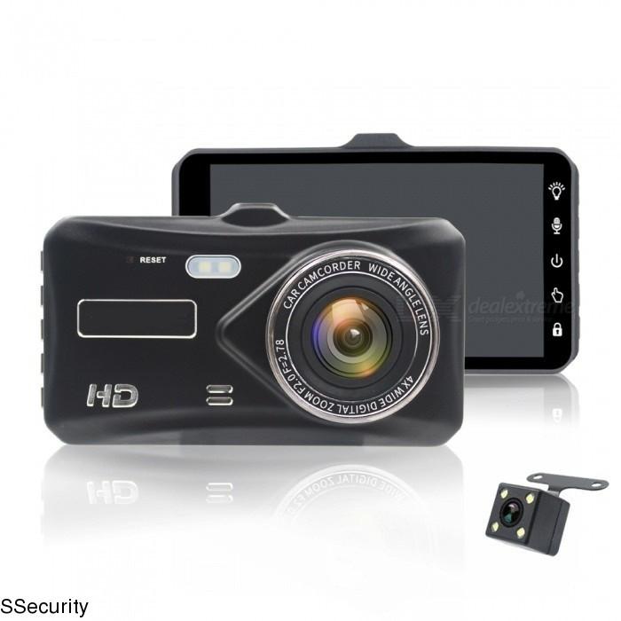 Վիդեոռեգիստրատոր Full HD 2 Camera Ausek 4J - 1