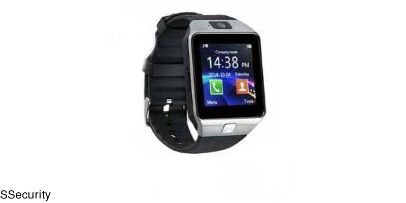 Smart Watch DZ09 - 18117
